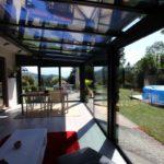 veranda-pergola en Suisse